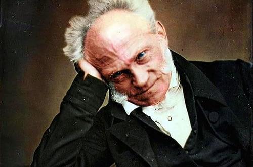 Schopenhauer Zitat
