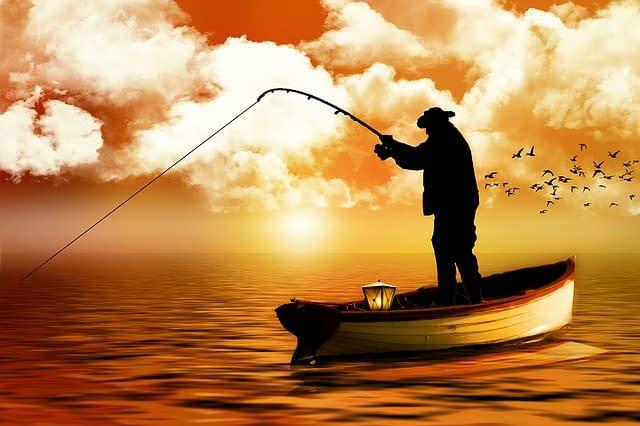 """""""Gib einem Hungrigen einen Fisch …"""