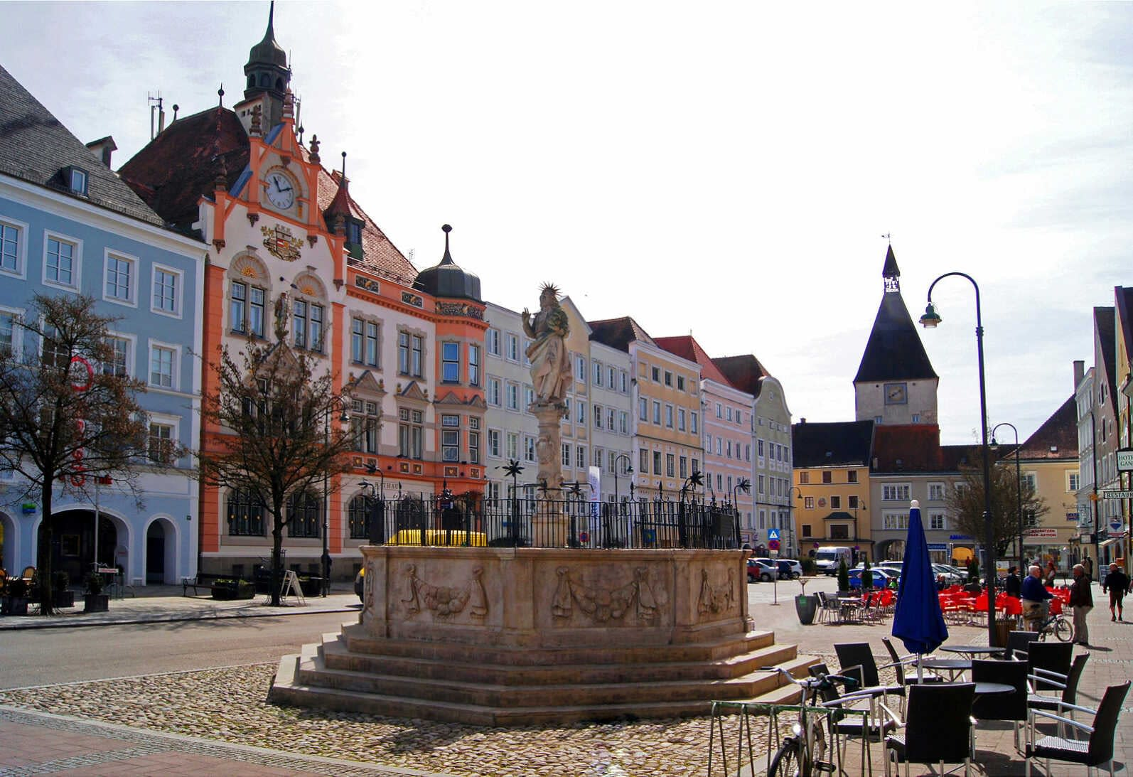 Braunau: Manche Angelegenheiten brauchen Zeit