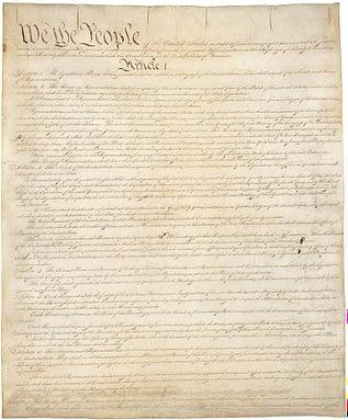 Verfassung der Vereinigten Staaten von Amerika von 1787