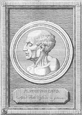 Cato und Karthago